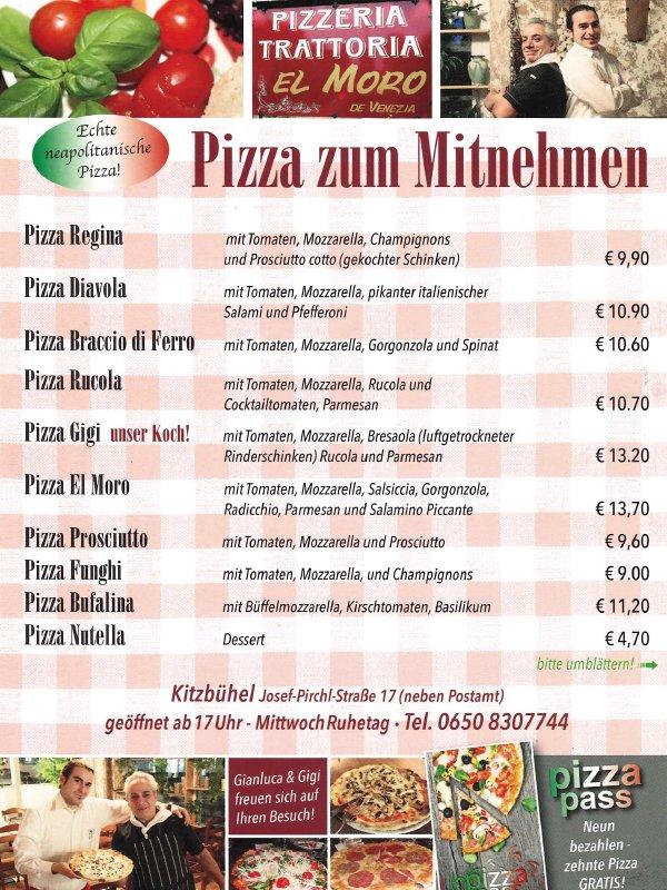 Pizzeria Elmoro Kitzbühel